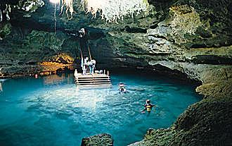 Diving Goethetrailhead Campground Dunnellon Florida