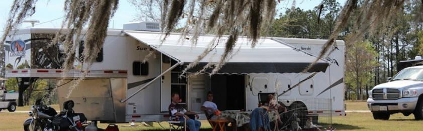 Goethe Trailhead Campground, Dunnellon Florida - Home