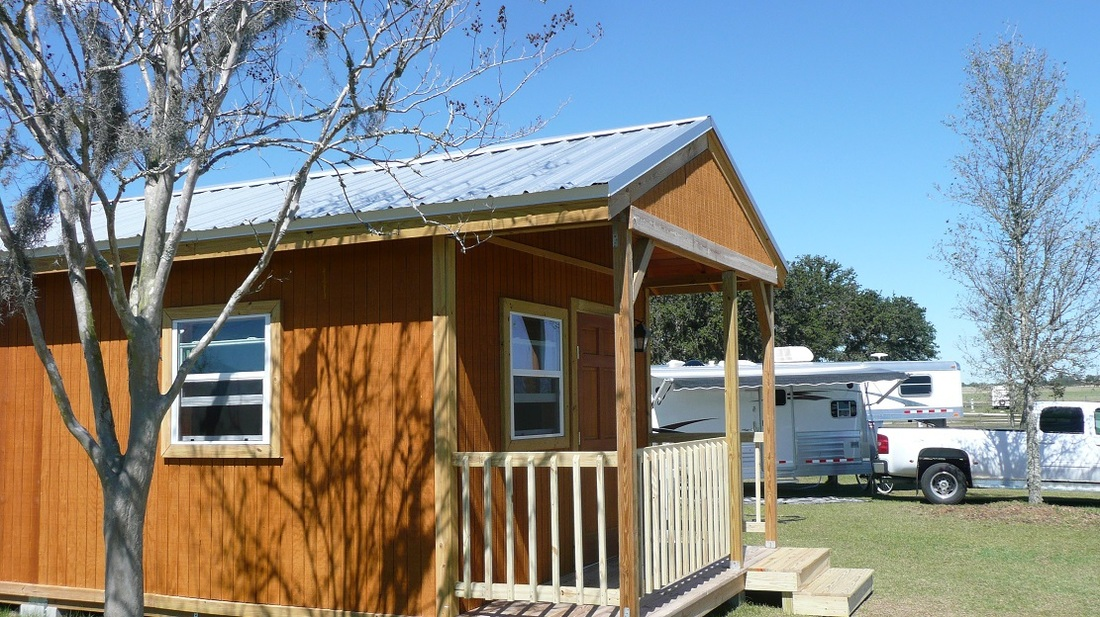 Rental Units Goethe Trailhead Campground Dunnellon Florida